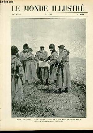 LE MONDE ILLUSTRE N°2502 Guerre Russo-Japonaise: COLLECTIF