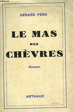 LE MAS DES CHEVRES: PERU GERARD