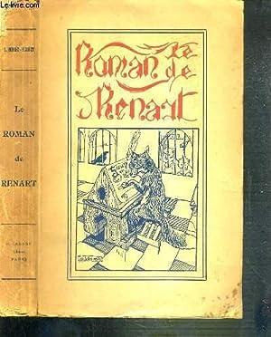 LE ROMAN DE RENART - POEME SATIRIQUE DU MOYEN AGE: ROBERT-BUSQUET L.