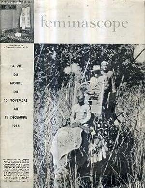 FEMINASCOPE - SUPPLEMENT AU NOUVEAU FEMINA N°21: COLLECTIF