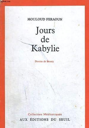 Jours de Kabylie: FERAOUN Mouloud