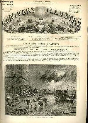 L'UNIVERS ILLUSTRE - SEIZIEME ANNEE N° 932 L'orage du 19 janvier à Paris: ...