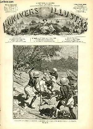 L'UNIVERS ILLUSTRE - VINGT-TROISIEME ANNEE N° 1310 Assainat de M. Wallon, chargé ...
