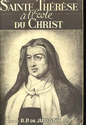 SAINTE THERESE A L'ECOLE DU CHRIST