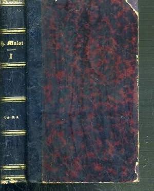 CARA - 7ème EDITION / OUVRAGES DE HECTOR MALOT - TOME 1.: MALOT HECTOR