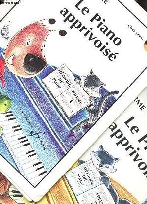 LE PIANO APPRIVOISE - METHODE DE PIANO: ALLERME SOPHIE