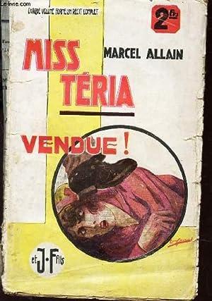 MISS TERIA VENDUE! - VOLUME XI.: ALLAIN MARCEL