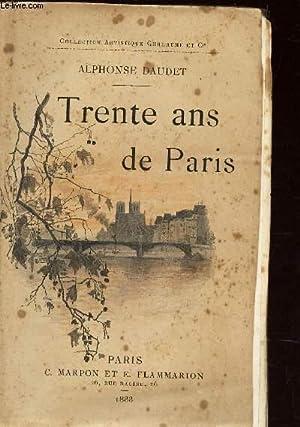 TRENTE DE PARIS: BAUDET ALPHONSE