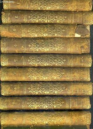 HISTOIRE DE L'ANGLETERRE CONTINUEE JUSQU'A NOS JOURS PAR SMOLLETT, ADOLPHUS ET AIKIN - 13...