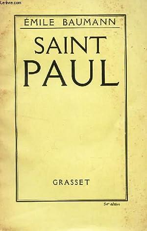 SAINT PAUL: BAUMANN EMILE