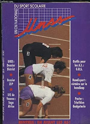 UNSS - N°66 - SEPTEMBRE 1991 : COLLECTIF