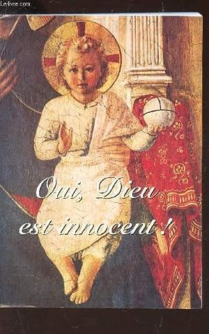 OUI, DIEU EST INNOCENT!: COLLECTIF