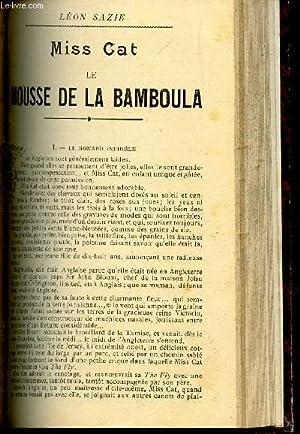 MISS CAT LE MOUSSE DE LA BAMBOULA: SAZIE LEON