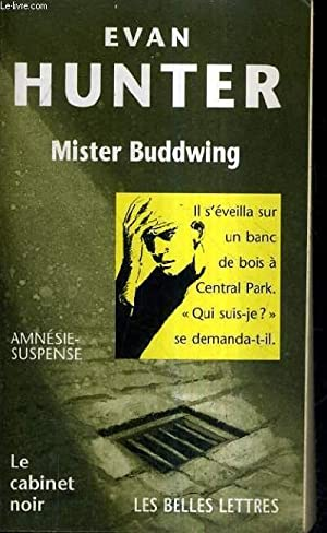 MISTER BUDDWING / COLLECTION LE CABINET NOIR: HUNTER EVAN