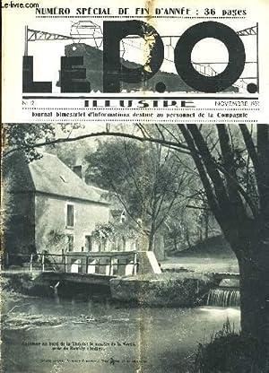 """LE P.O. ILLUSTRE / N°12 - Novembre 1930 / Aux temps """"héroïques""""..."""