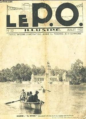 LE P.O. ILLUSTRE / N°22 - Juillet: COLLECTIF