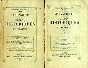 ETUDES HISTORIQUES ET LITTERAIRES / DERNIERES ETUDES HISTORIQUES ET LITTERAIRES / ...