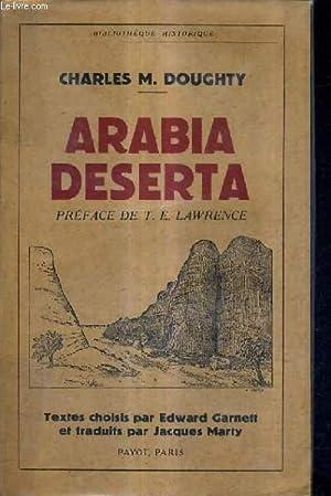 ARABIA DESERTA.: M.DOUCHY CHARLES
