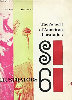 ILLUSTRATOR 6 / THE ANNUAL OF AMERICAN ILLUSTRATION -: COLLECTIF