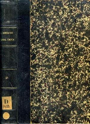 PATROLOGIAE CURSUS COMPLETUS, SERIES SECUNDA, TOMUS CLXXXIII,: SANCTUS BERNARDUS, Cura