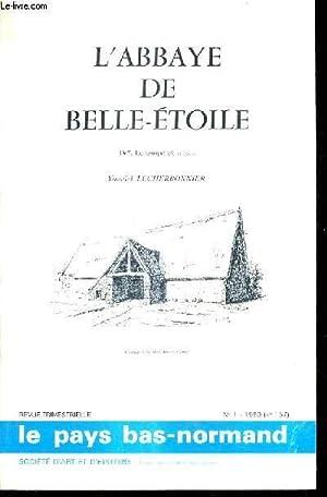 LE PAYS BAS NORMAND N°1 1980 (N°157): LECHERBONNIER YANNICK