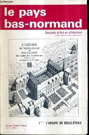 LE PAYS BAS NORMAND SOCIETE D'ART ET: J.FOURNEE