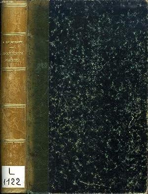 PREMIERES POESIES, 1829-1835: MUSSET Alfred de