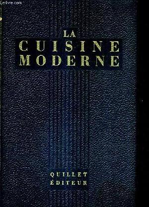 LA CUISINE MODERNE.: GUEROT ALFRED &