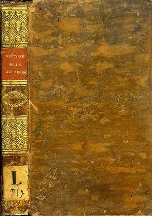 LE SUETONE DE LA JEUNESSE, OU HISTOIRE DES DOUZE CESARS: SUETONE, Par J. AUGER, T. IGONETTE