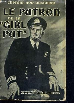 LE PATRON DE LA GIRL PAT (MASTER: CAPTAIN DOD ORSBORNE