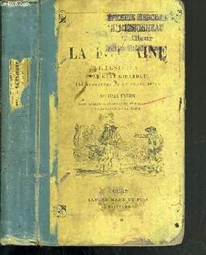 FABLES DE LA FONTAINE PRECEDEES DE LA: LA FONTAINE