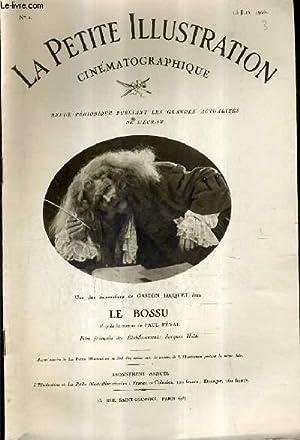 LA PETITE ILLUSTRATION CINEMATOGRAPHIQUE N°2 13 JUIN 1925 - une des incarnations de Gaston Jacquet ...