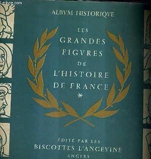 ALBUM HISTORIQUE - LES GRANDES FIGURES DE: COLLECTIF