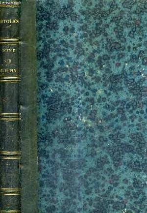 NOTICE BIOGRAPHIQUE SUR M.DUPIN.: M.ORTOLAN