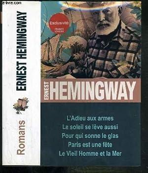 L'ADIEU AUX ARMES - LE SOLEIL SE: HEMINGWAY ERNEST
