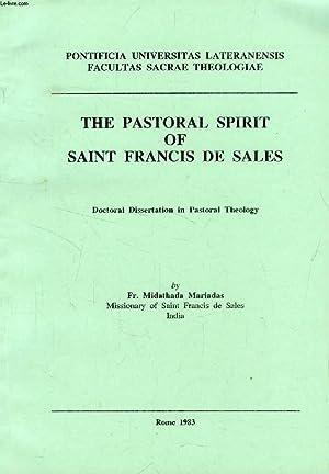 Dissertation pastoral