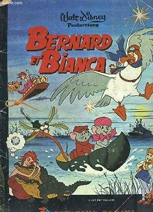 BERNARD ET BIANCA - ALBUM DE VIGNETTES: COLLECTIF