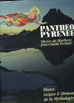 PANTHEON PYRENEEN - Dieux, génies et démons de la mythologie pyrénéenne...