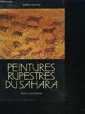 PEINTURES RUPESTRES DU SAHARA: GARDI RENE /