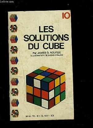 LES SOLUTIONS DU CUBE: G.NOURSE JAMES