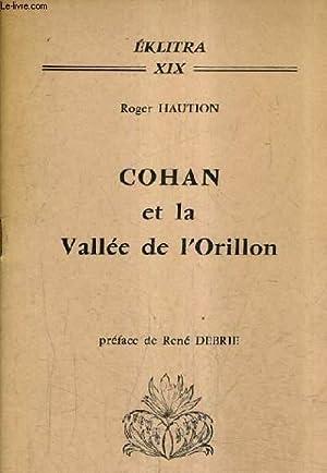 COHAN ET LA VALLEE DE L'ORILLON / EKLITRA XIX.: HAUTION ROGER