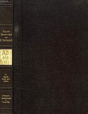 DIE BRIEFE PETRI UND JUDA: KNOPF D. Rud.