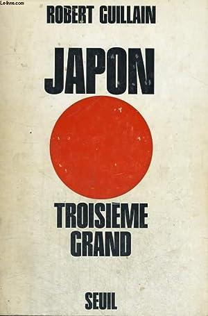 Japon troisième grand: GUILLAIN Robert