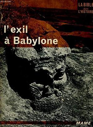 L'EXIL A BABYLONNE: HENRI GAUBERT