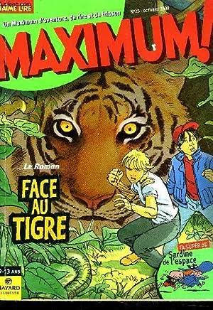 MAXIMUM - COLLECTION J'AIME LIRE - 9/13: COLLECTIF