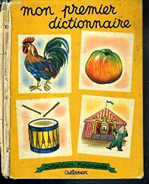 MON PREMIER DICTIONNAIRE / COLLECTION FARANDOLE: BERGER LINA