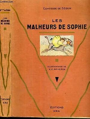 LES MALHEURS DE SOPHIE: DE SEGUR COMTESSE