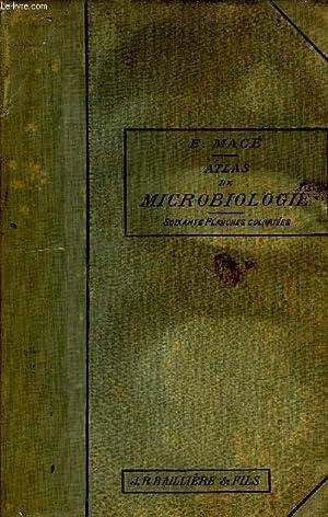 ATLAS DE MICROBIOLOGIE .: E.MACE