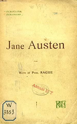 JANE AUSTEN: RAGUE Kate & Paul
