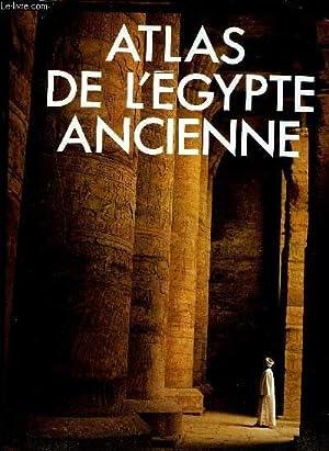 ATLAS DE L'EGYPTE ANCIENNE: VERGNIES MONIQUE &